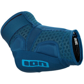 ION E-Pact Elbow Guards ocean blue